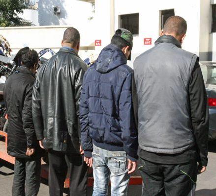 عصابة مراكش