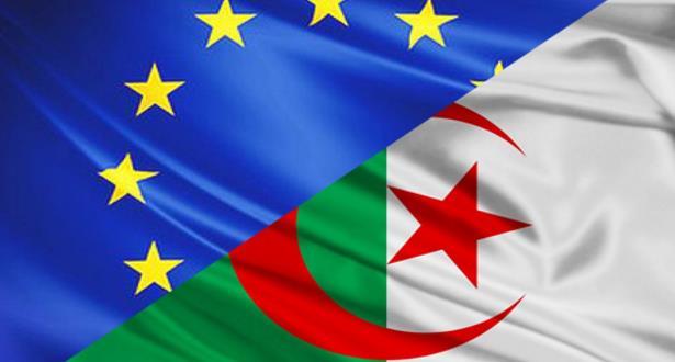 الاتحاد الاوروبي والجزائر