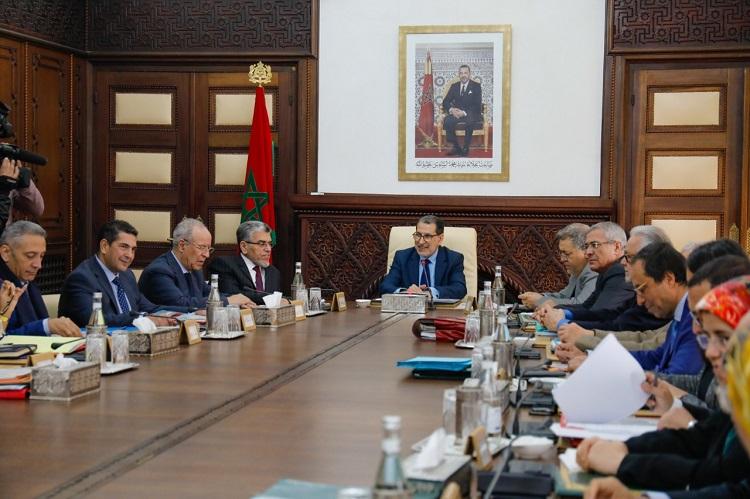 الزيادة في اجور الوزراء بالمغرب