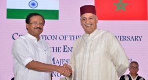المغرب والهند