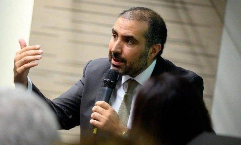 رئيس المعهد المغربي للذكاء الاستراتيجي عبد المالك العلوي