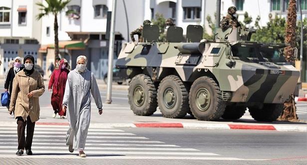 رفع الطوارئ بالمغرب
