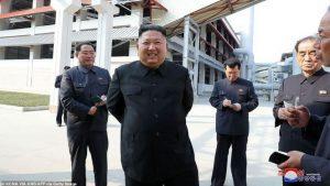 كوريا الشمالية..بالصور أول ظهور لكيم جونغ