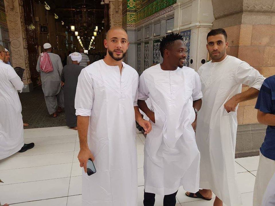نور الدين أمرابط يبني مسجدا في هولندا