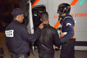 اعتقال تلميذ