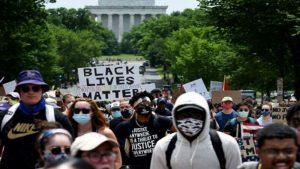 احتجاجات الولايات المتحدة الأمريكية