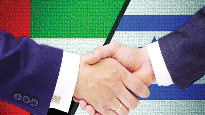 الإمارات تعلن رسميا إطلاق مشاريع مع إسرائيل