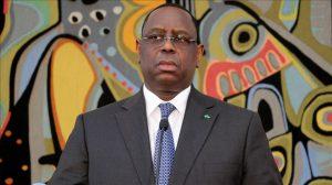 السنغال الرئيس