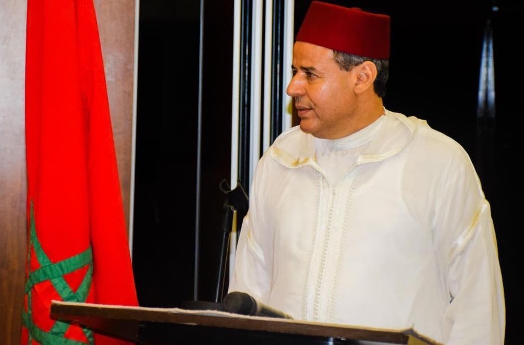 القنصل المغربي بوهران