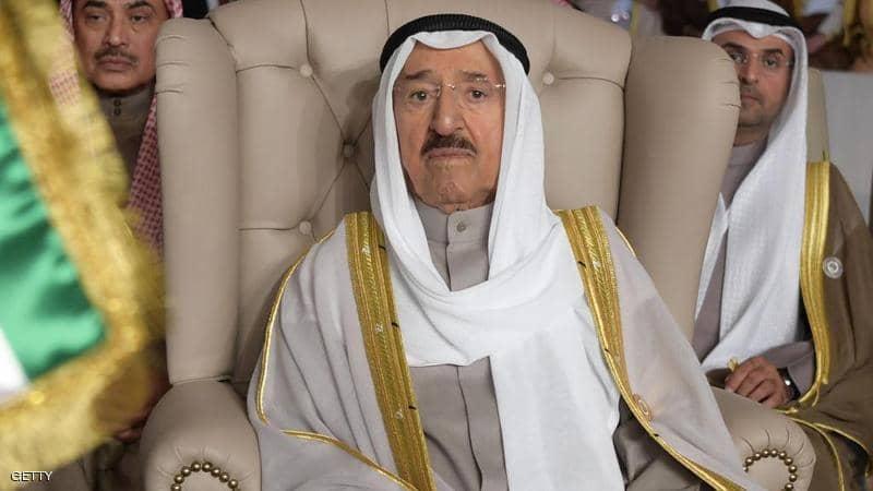 امير دولة الكويت