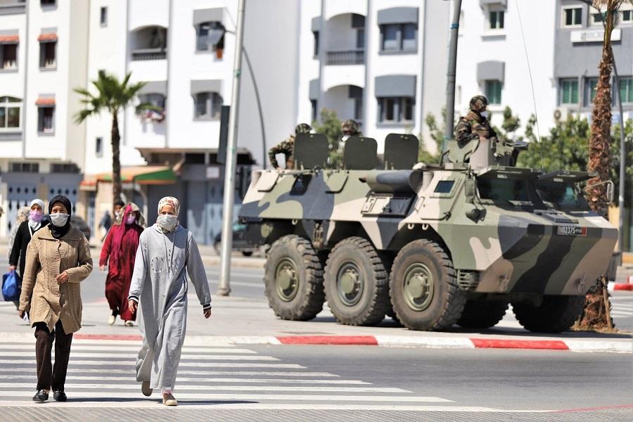 تمديد الحجر الصحي بالمغرب