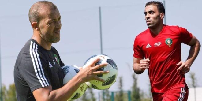 حجي يحمل الإعلام أزمة حمد الله مع المنتخب المغربي ويرجع أسباب استبعاده من التشكيلة لاختيارات فنية