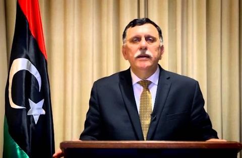 حكومة الوفاق الليبية