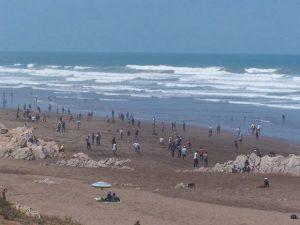 شاطئ البيضاء11
