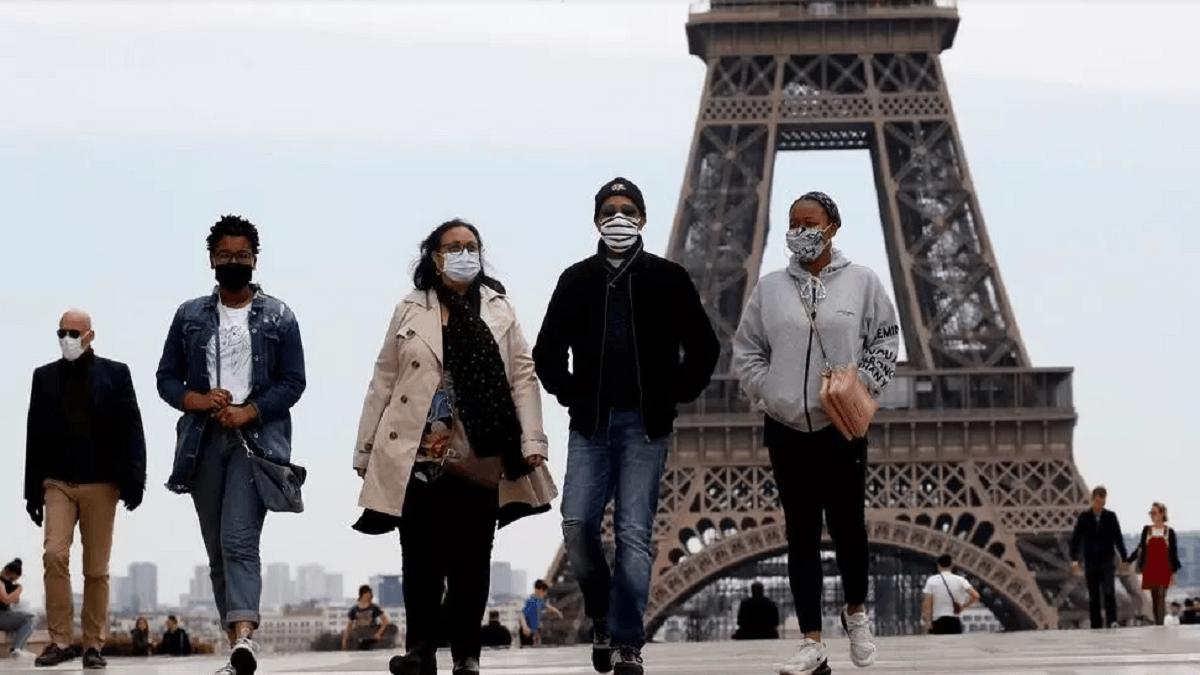 التحكم في كورونا بفرنسا