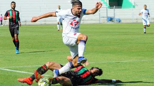 لاعب اولمبيك آسفي محمد مورابيط