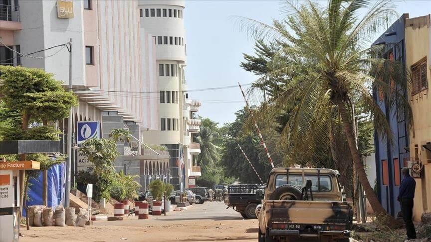 سفارة المغرب بمالي
