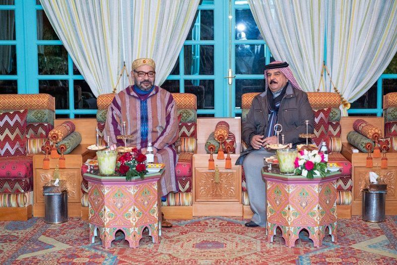 العاهل البحريني