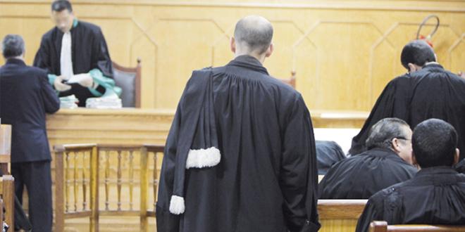 اعتقال محامي