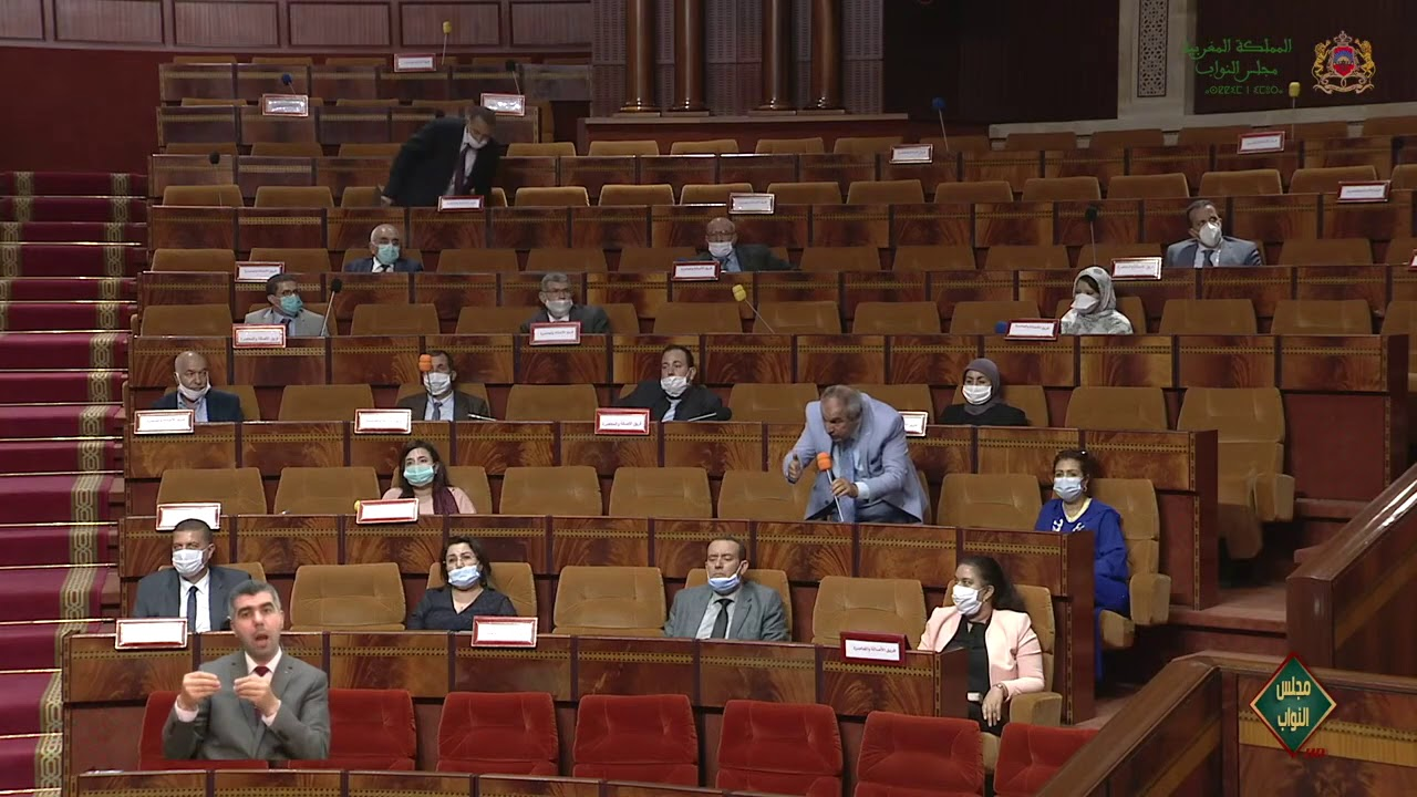 برلمانية تتنازل عن تقاعدها لفائدة صندوق كورونا