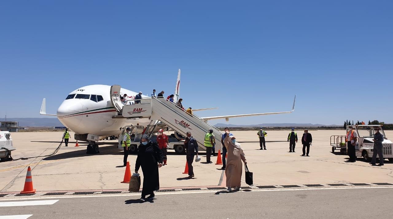 المغاربة العالقون بالخارج