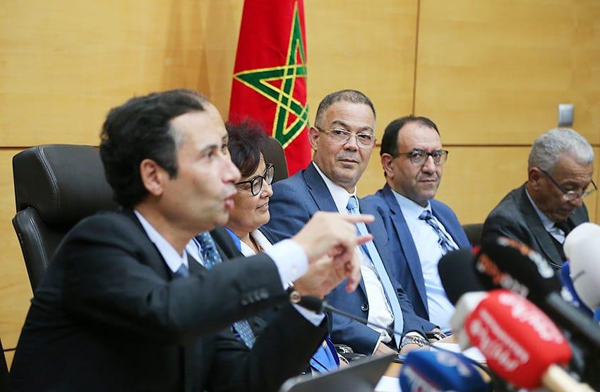 مرسوم وزاري يحدث تعديلات في وزارة المالية