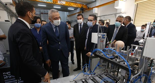 الدار البيضاء .. تقديم جهاز 100 في المائة مغربي لتصنيع الكمامات الواقية