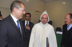 إعفاء عامل عمالة مقاطعات الدار البيضاء -أنفا من مهامه