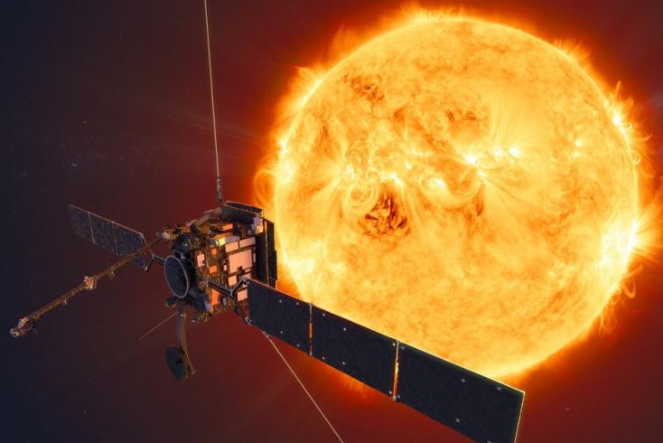 المسبار سولار أوربيتر يكشف صورا غير مسبوقة عن الشمس