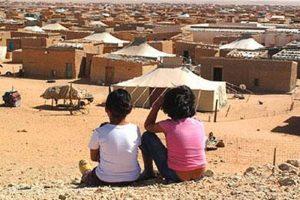 مخيمات تندوف