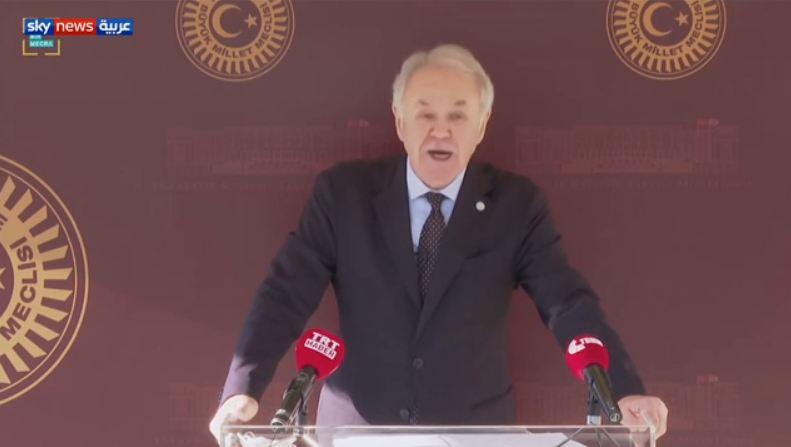 نائب برلماني تركي
