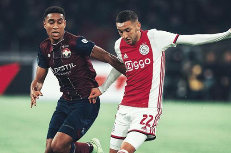 حاليلوزيتش يعتزم تعزيز صفوف المنتخب بموهبة مغربية في الدوري الهولندي