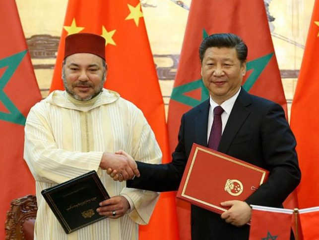 الصين تعرب عن استعدادها إلى مواصلة تعميق التعاون الإستراتيجي مع المغرب