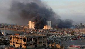 ارتفاع حصيلة انفجار بيروت