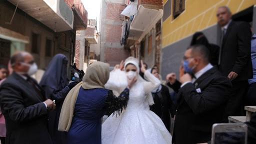 حفل زفاف يتسبب في كارثة للحضور