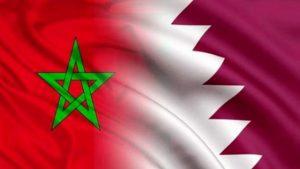 سفارة قطر بالمغرب