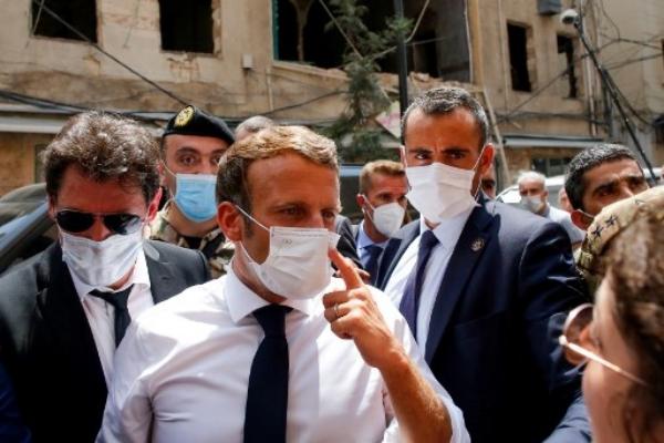 ماكرون سيقترح على اللبنانيين ميثاقا سياسيا جديدا