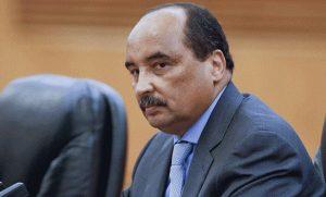 الرئيس الموريتاني السابق