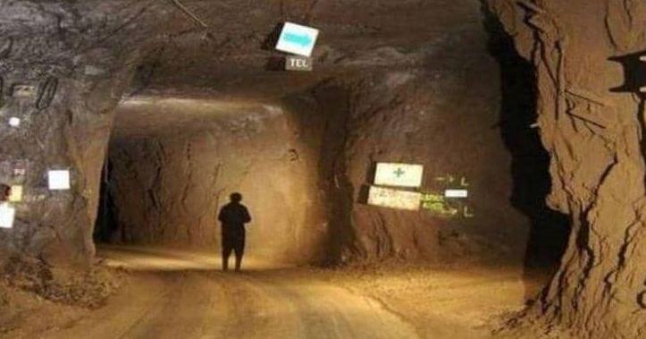 منجم بالجزائر