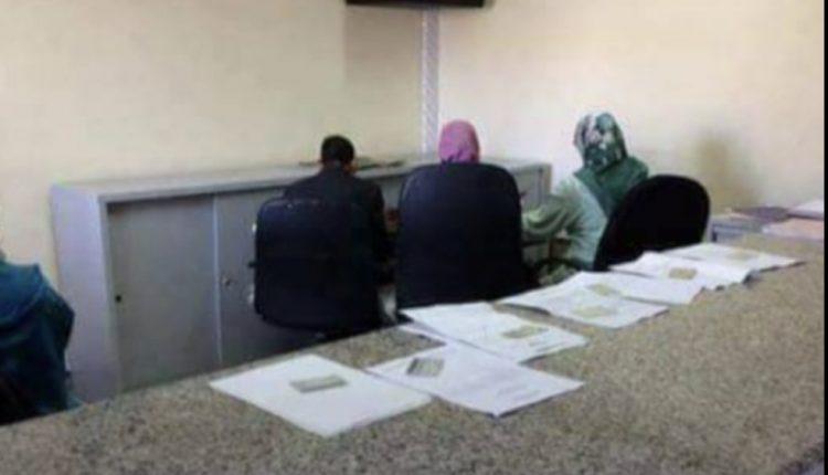 مواطن أجنبي يفضح موظفين مغاربة