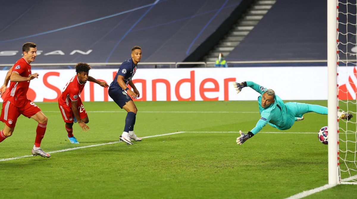 بايرن ميونيخ بطلا لأوروبا بعد هزمه لباريس سان جيرمان