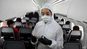 توقعات في أميركا.. 11 ألف شخص تعرضوا لفيروس كورونا خلال رحلات جوية