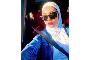 فنانة شهيرة بعد ارتدائها الحجاب: اللهم الثبات
