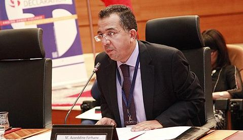 انتخاب المغرب