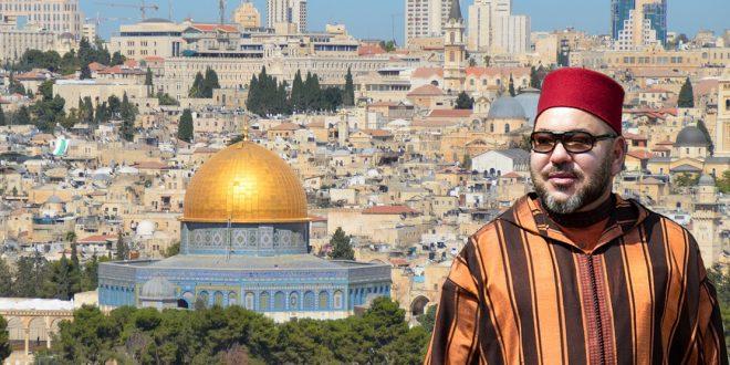 """عضو في مركزية """"فتح"""": كلنا نثق في المغرب وعاهلها الملك محمد السادس"""