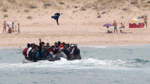 """تزايد قياسي لقوارب """"الحراكة"""" من الجزائر نحو إسبانيا"""