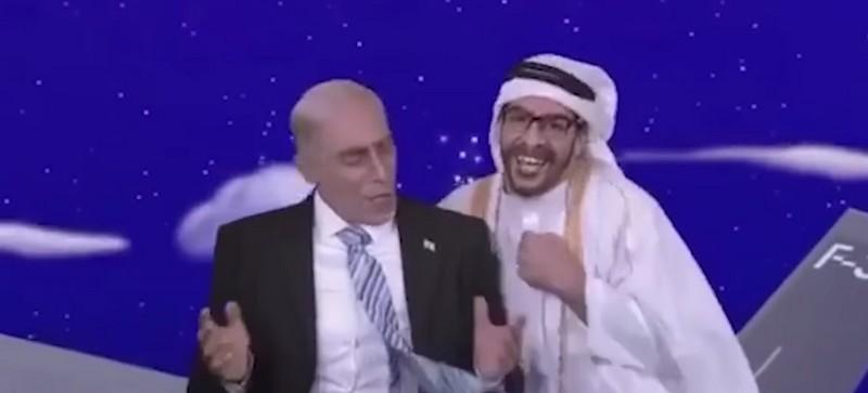 استهزاء من الاتفاق الإسرائيلي الاماراتي في فيديو كليب اهان محمد بن زايد على قناة عبرية