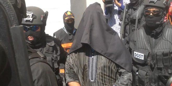 المكتب المركزي للأبحاث القضائية ينفي مزاعم وادعاءات زوجة أحد المشتبه فيهم الموقوفين في إطار الخلية الإرهابية