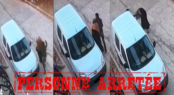 توقيف الظاهر في فيديو كريساج طنجة