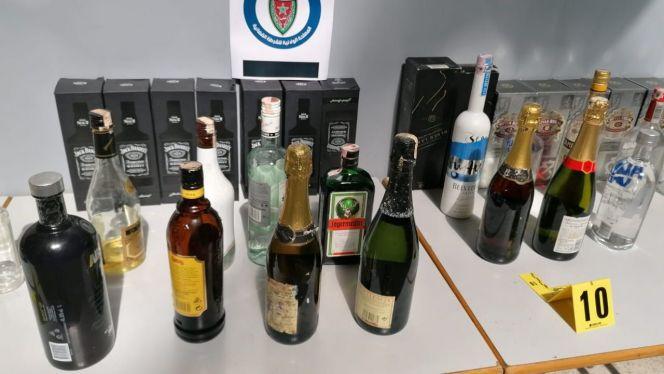 فاس.. ضبط 74 ألفا و505 قنينة من المشروبات الكحولية يشتبه في مخالفتها للمقتضيات الضريبية والجمركية